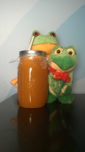Carrot Apple Celery Juice